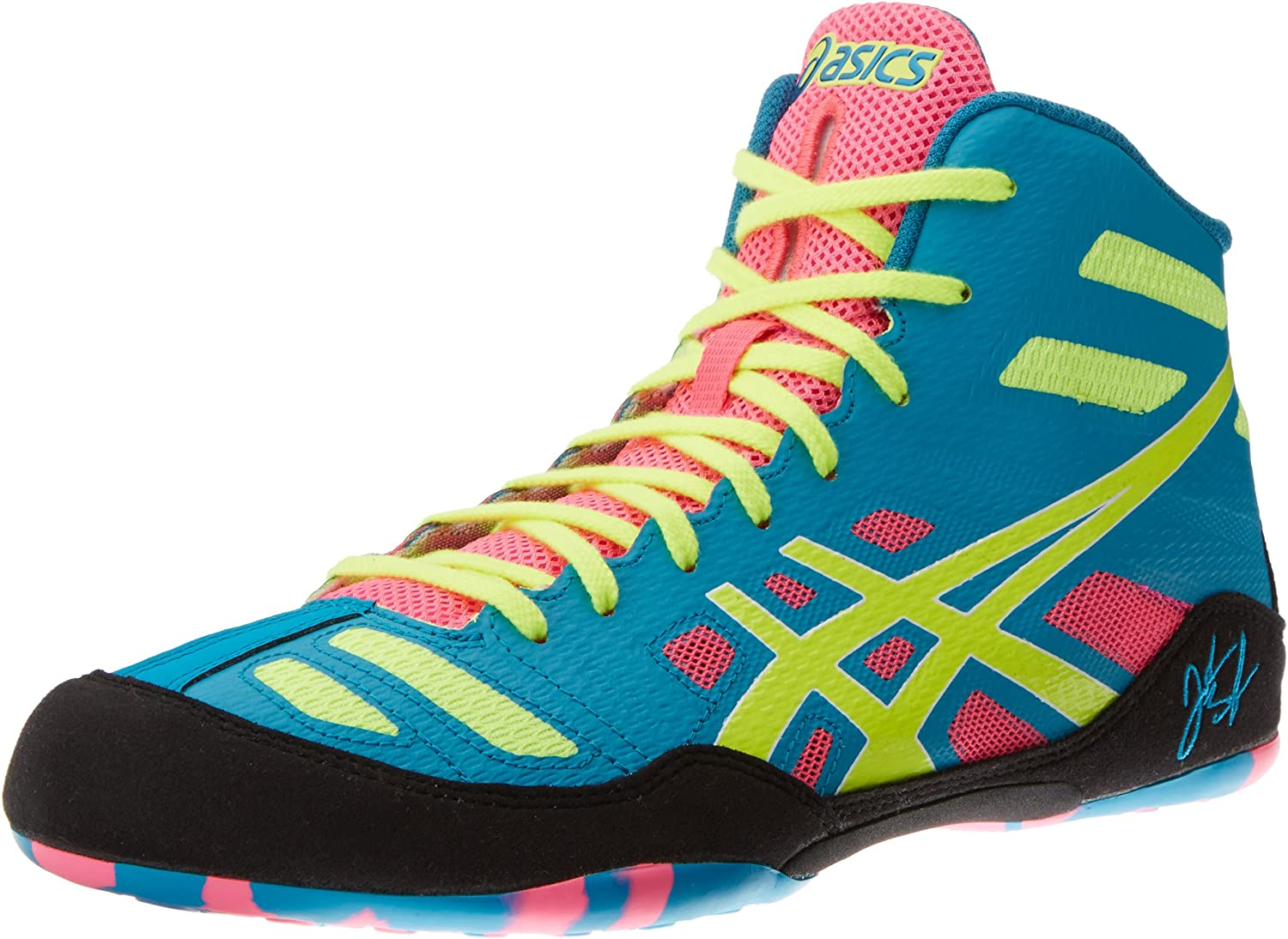 2b51e069c829c ASICS JB Elite shoes Men's Wrestling nvmufo806-Sporting goods