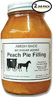 Best sugar free peach pie filling Reviews