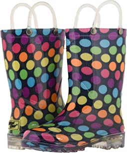 Western Chief Kids Lighted Rain Boots (Toddler/Little Kid)