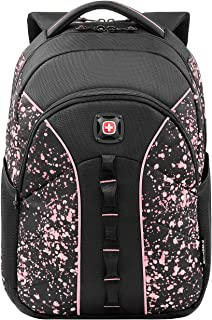 "Wenger Sun 16"" Polyester Laptop Backpack (Pink)"