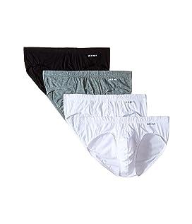 Essentials 4-Pack Bikini Brief