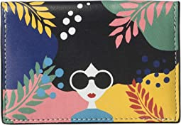 Lexi Printed Envelope Card Case