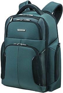 "Samsonite XBR - Laptop Backpack 15.6"" Zaino Casual, 48 cm, 22 liters, Grigio (Grey/black)"