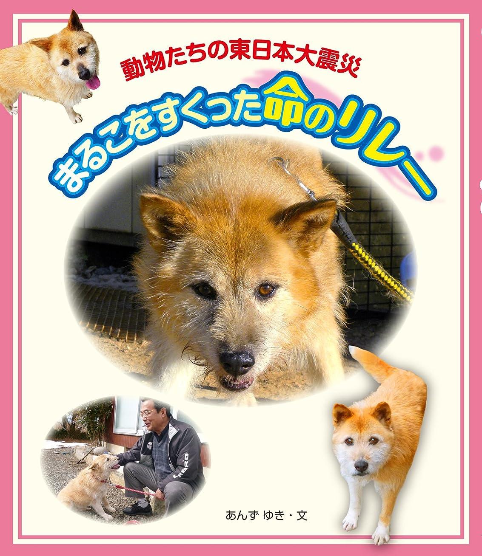 荒らすタイル見物人まるこをすくった命のリレー―動物たちの東日本大震災