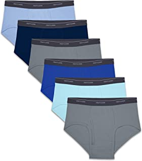 Fruit of the Loom Men's Tag-Free Cotton Briefs