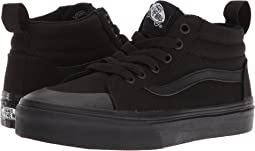 Vans Kids Racer Mid (Little Kid/Big Kid)