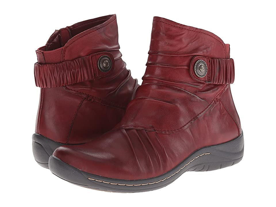Earth Thyme (Bordeaux Calf Leather) Women