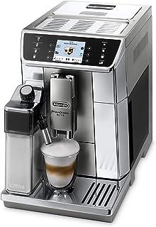 De'Longhi PrimaDonna Elite ECAM 656.55. MS kahve makinesi, renkli ekran, 8Sensortouch Direktwahltasten, entegre Milchsystem, APP kontrol, yüzeyi, 2-Fincan-fonksiyon, gümüş