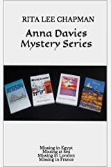 Anna Davies Mystery Series: Missing in Egypt Missing at Sea Missing in London Missing in France Kindle Edition