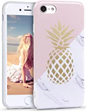 Phone 7 Case, Imikoko™ Soft TPU Case Print Crystal for iPhone 7 4.7