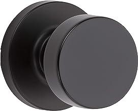 Kwikset Pismo Door Knob, Satin Nickel, 97200-892