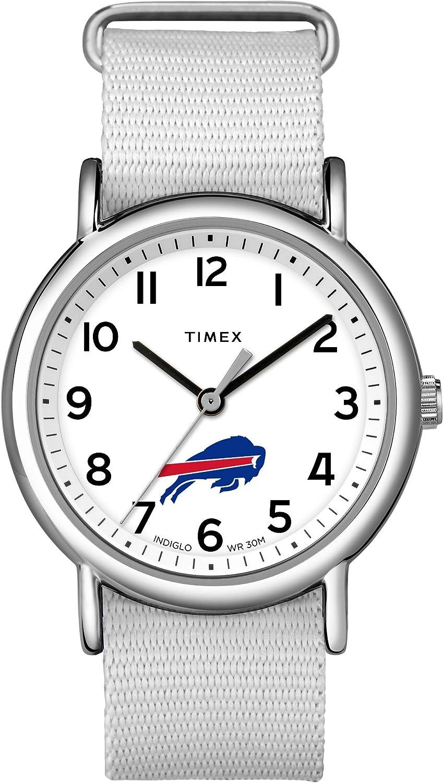 OFFicial shop Timex Women's NFL Cheap bargain Watch Weekender 38mm