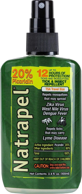 Natrapel Picaridin Insect Repellent Spray