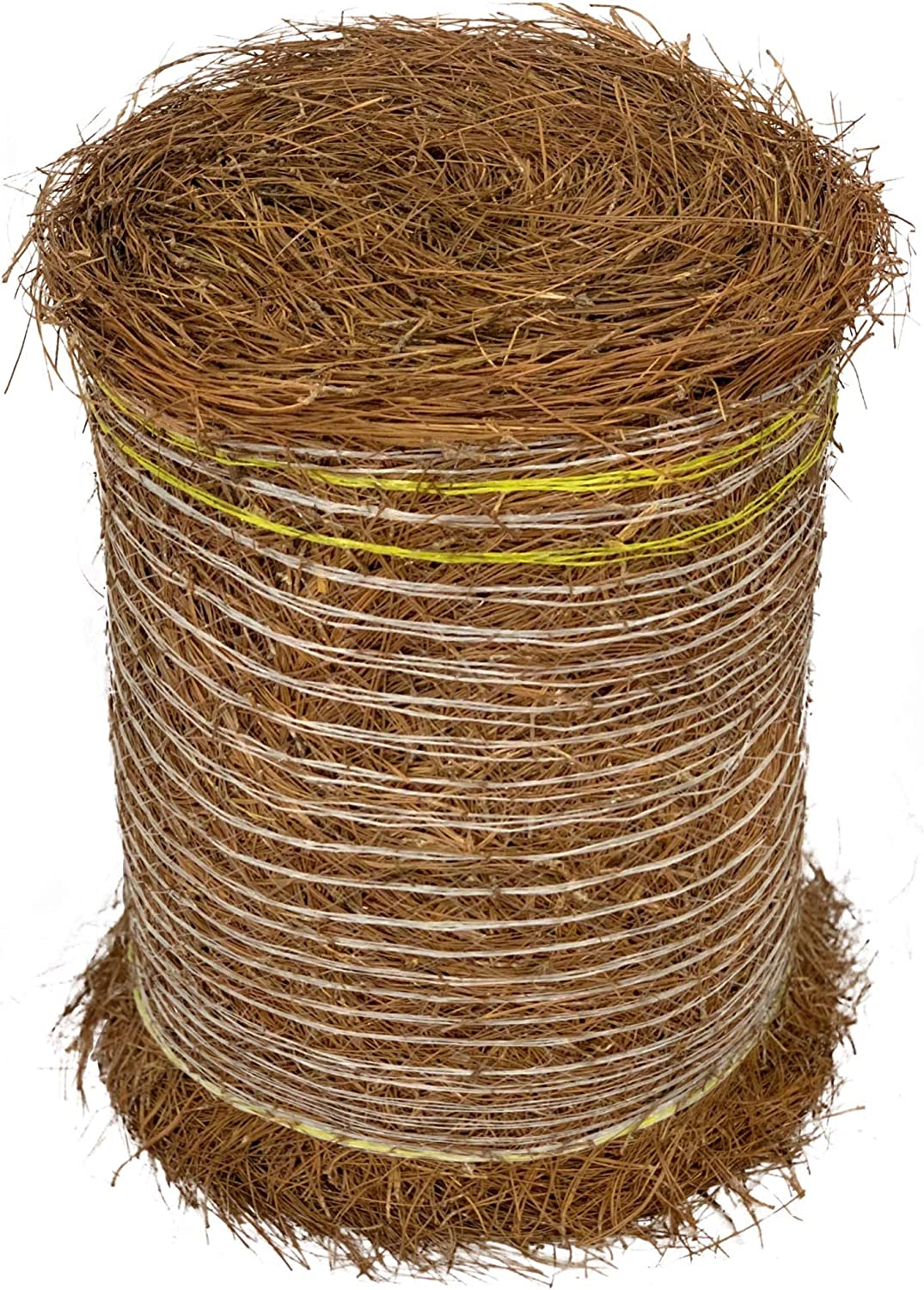 Longleaf Pine Straw 激安通販ショッピング 全品送料無料 Roll for Non-Colored - Landscaping Covers