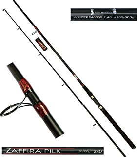 lahomie Tragbare Angelrute 1,68 m Tragbare Angelrute Ultra Light Spinning Angelrute Reise Spinnrute Outdoor Angelrute