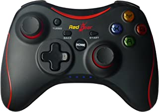 Redgear Pro Wireless Gamepad (Compatible with Windows 7/8/8.1/10 only)