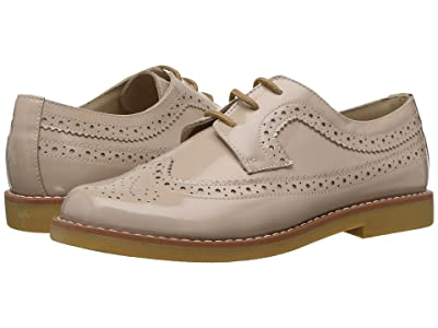 Elephantito Brogue (Toddler/Little Kid/Big Kid) (Patent Blush) Girl