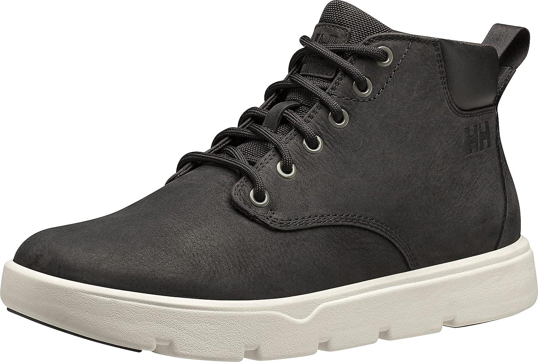 Helly Hansen Mens Luxury Pinehurst Premium B Max 79% OFF Waterproof Leather Sneaker