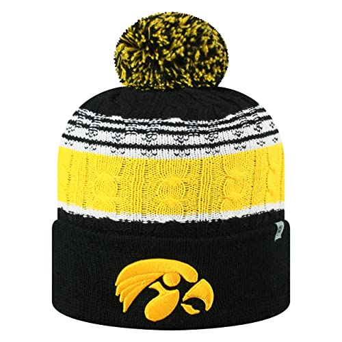 dbb7e16c438 Top of the World NCAA Men s Knit Hat Altitude Warm Team Icon