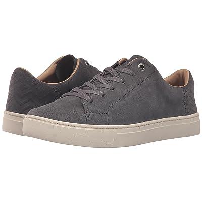 TOMS Lenox Sneaker (Grey Suede) Women