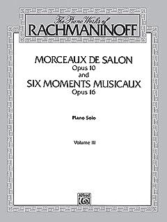 The Piano Works of Rachmaninoff, Vol 3: Morceaux de Salon, O