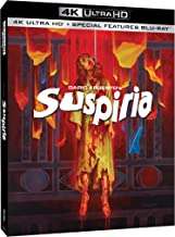 Suspiria 4K Ultra HD [Blu-ray]