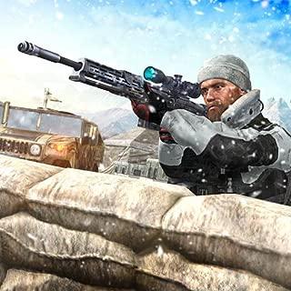 World War Winter Sniper Assault Battle Rules of Survival Shooter Arena: Shot & Kill Terrorist Attack In Battle Simulator Action Adventure Thrilling 3D Game