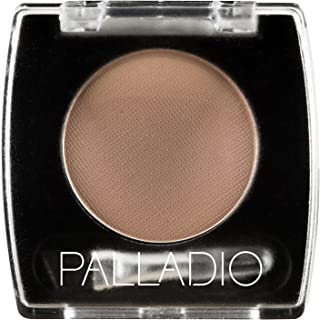Palladio Brow Powder for Eyebrows, Taupe, Soft and Natural Eyebrow Powder with Jojoba Oil & Shea Butter, Helps Enhance & D...