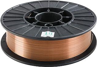Arebos® Lasdraad | beschermend gas | 5 kg rol | SG2 | ø 0,8 mm | MIG/MAG