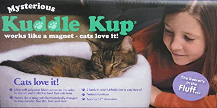 Kuddle Kup Eco-Friendly Cat Bed/Play Tunnel