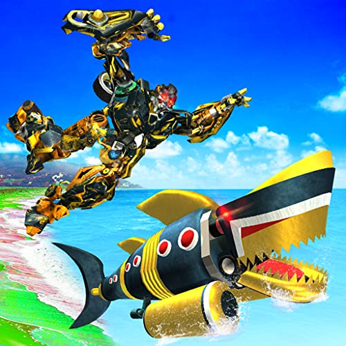 Real Robot Shark Game. Play Angry Shark Robot Transformation Game. Best Transforming Robot Shark Games, Blue Whale Shark Games. Fun Animal Games for Kids. Action Games With Robot Fighting, Shooting. Great White Shark Attack. Hungry Shark