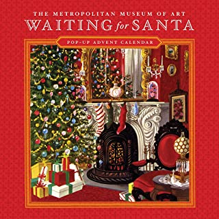 Waiting for Santa Pop-up Advent Calendar