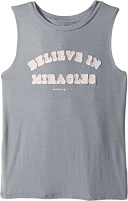 Believe Tank Top (Toddler/Little Kids/Big Kids)