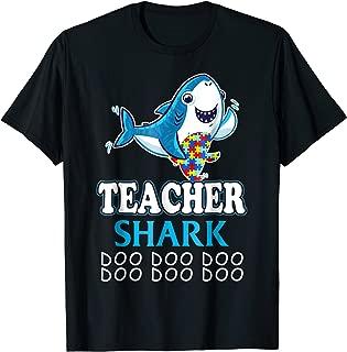 autism-teacher-shark-funny-proud-appreciation-day-gift-shirt