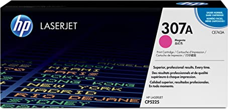 HP 307A | CE743A | Toner Cartridge | Magenta
