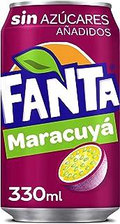 Fanta, Sin Azúcar, Fanta zonder suikers met Maracuya, 330 ml