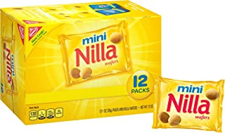 are nilla wafers cookies