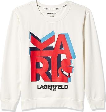 Karl Lagerfeld Paris Women's Rolls-Royce Sweatshirt