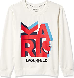 Karl Lagerfeld Paris Women's Rolls-Royce Sweatshirt