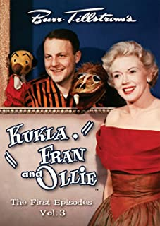 Kukla, Fran and Ollie: The First Episodes, Vol. 3