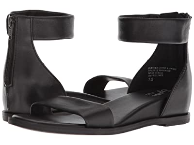 Seychelles Lofty (Black Leather) Women