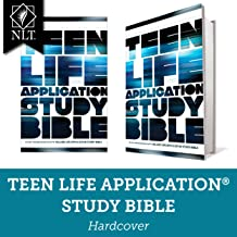 Download Book Tyndale NLT Teen Life Application Study Bible (Hardcover), NLT Study Bible with Notes and Features, Full Text New Living Translation PDF