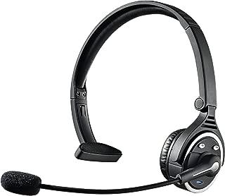 Zelher P30a Wireless Bluetooth Headset,Noise canceling Bluetooth Headphone, Bluetooth 4.1