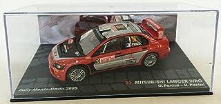 1:43 RALLY COCHE : Mitsubishi LANCER Evo WRC Panizzi/Panizzi 2005