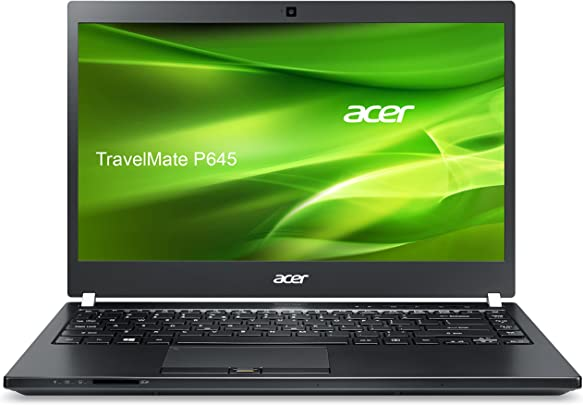 Acer TravelMate P645  P645-S-70XF  35 6 cm  14 Zoll  Full HD IPS Laptop  Intel Core i7-5500U  8GB RAM  256GB SSD  Intel HD Graphics 5500  Win 10 Home  3G  schwarz