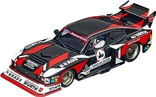 Carrera 23870 Ford Capri Zakspeed Turbo Wurth-Kraus-Zakspeed Team #1 Digital 124 Slot Car 1:24 Scale