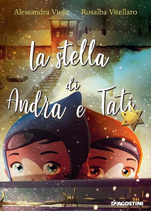 la stella di andra e tati. nuova ediz. (italiano) copertina rigida 978-8851176792