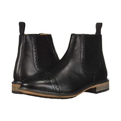 Steve Madden Deadbolt (Black) Men