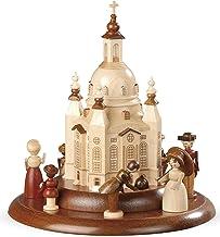 منصة العزر لصناديق الموسيقى الإلكترونيةوالشخصيات التاريخية في كنيسة السيدة العذراء، ازرجبرجي الأصلي عن طريق مولر سيفين