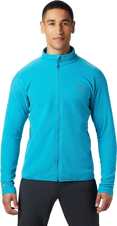 Mountain Hardwear Macrochill OFFicial mail order Full Zip Max 76% OFF Fleece Classic Jacke Men's